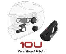 NUEVO INTERCOMUNICADOR SENA 10U SHOEI GT-AIR + RC4 (10U-SH-11)