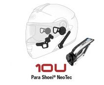 INTERCOMUNICADOR SENA 10U SHOEI NEOTEC + HANDLEBAR
