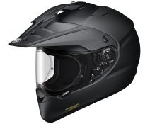 Casco Shoei Hornet Adv. Black Matt