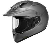 Casco Shoei Hornet Adv. Deep Matt Grey