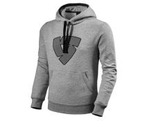 SUDADERA CON CAPUCHA REV'IT DAVIS GRIS