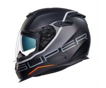 NEXX SX.100 URBAN SUPERSPEED BLACK MT