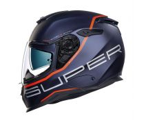 NEXX SX.100 URBAN SUPERSPEED NAVY BLUE-RED