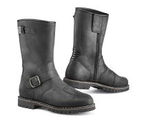 BOTAS TCX FUEL WATERPROOF BLACK 7096W-NERO