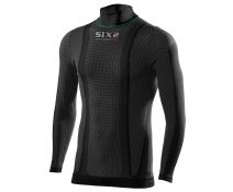 Camiseta Six2 Ts3l Summer Térmica-técnica Carbon Black