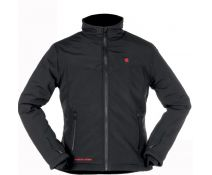 Chaqueta Calefactable Vquattro Escape Black