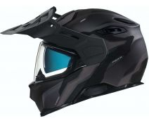Casco Modular Trail Nexx X.vilijord Light Nomad Carbono Negro Mate