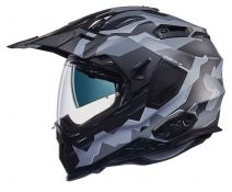 CASCO NEXX X.WED 2 HILL END BLACK-GREY MT