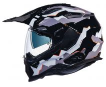 CASCO NEXX X.WED 2 HILL END BLACK-WHITE-ORANGE
