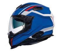 CASCOS NEXX X.WST 2 MOTROX WHITE-BLUE-RED