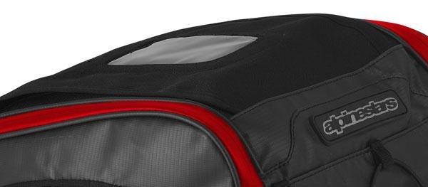 Mochila alpinestars tech aero tank negro roja - Alpinestars tech aero ...