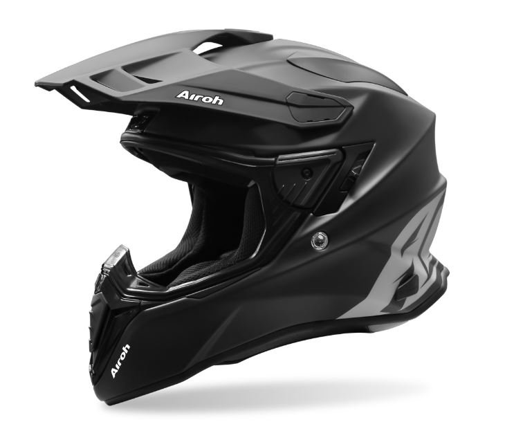 CASCO AIROH COMMANDER CONCRETE GREY MATT L