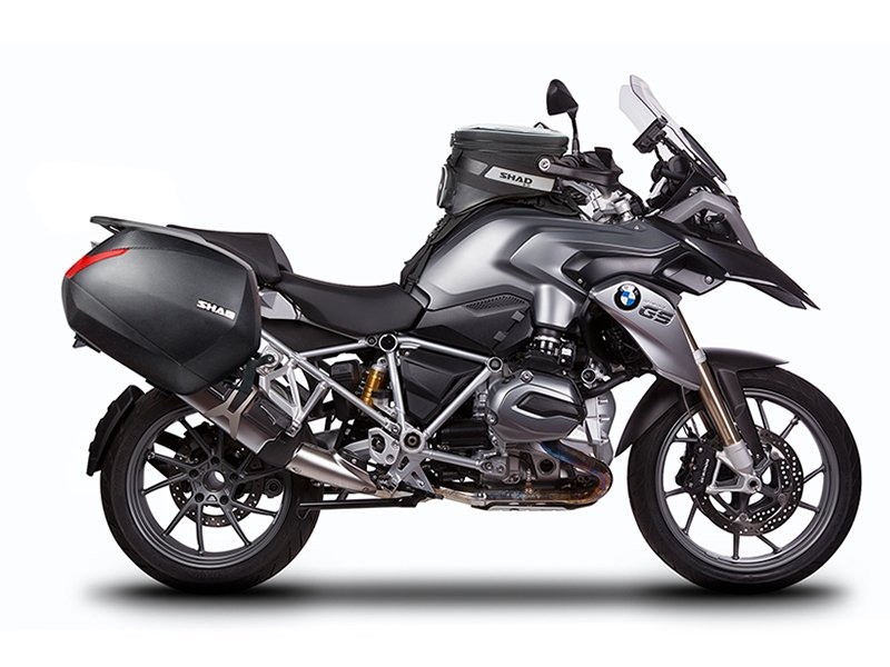 Pack Maletas Laterales Sh36 Para Bmw R 1200 Gs 13 16
