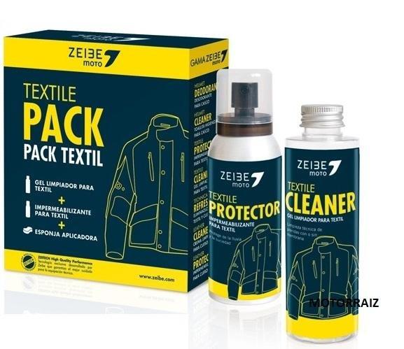 Lavagem do equipamento Packtextile_limpiezacordura_zeibe