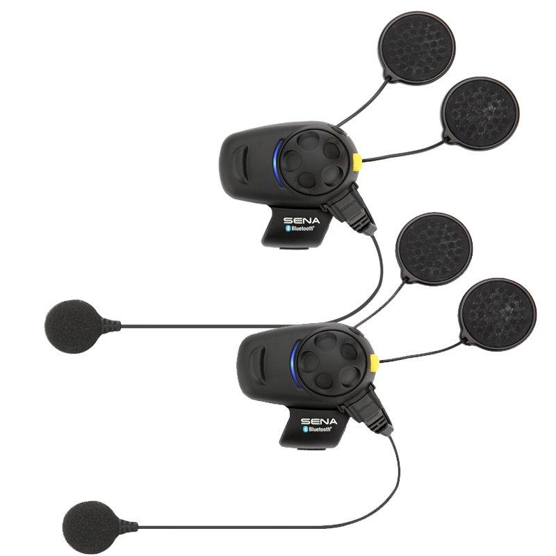 Intercomunicador y Manos Libres SENA SMH5 Para 1 Casco